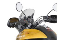 BBSTORM Handprotektoren-Kit Schwarz. Honda XL 600/650/700 V.