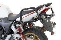 EVO Kofferträger Schwarz. Honda CB 1300 (03-09) / S...