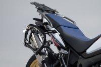 PRO Seitenträger Offroad-Version Schwarz. Honda...