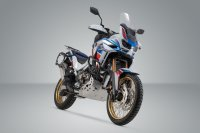 PRO Seitenträger Schwarz. Honda CRF1100L Africa Twin...