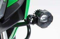 EVO Fernscheinwerfer-Kit Schwarz. Kawasaki Versys-X300...