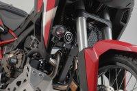 Scheinwerfer-Halter Schwarz. Honda CRF1000L Africa Twin...