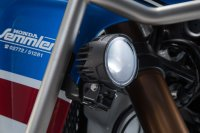 EVO Fernscheinwerfer-Kit Schwarz. Honda CRF1000L Adv...