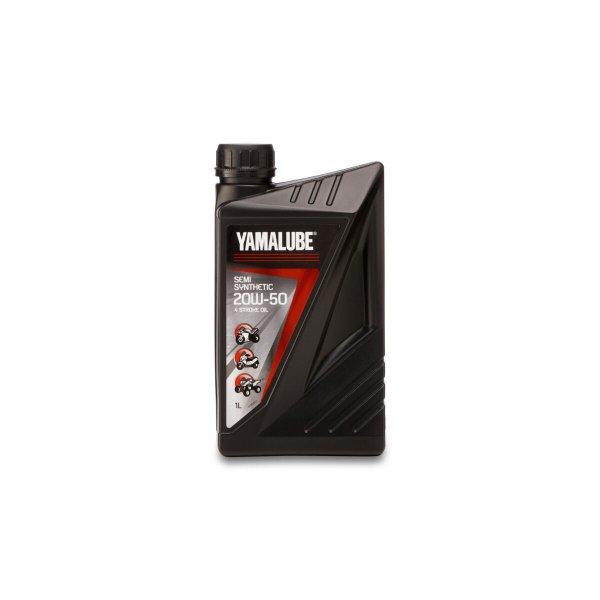Yamalube® Teilsynthetisches Viertakt-Öl 20W-50