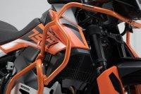 Oberer Sturzbügel Orange. KTM 790 Adventure/ 790...