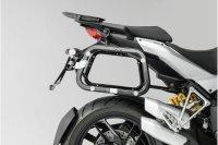 EVO Kofferträger Schwarz. Ducati Multistrada 1200 /...
