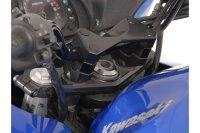 Lenkererhöhung H=20 mm. Schwarz. Kawasaki Z750/R/S,...