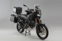 Adventure-Set Gepäck Schwarz. Honda CRF1000L Africa...