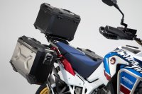 Adventure-Set Gepäck Schwarz. Honda CRF1000L...