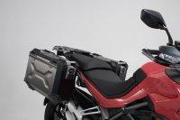 Adventure-Set Gepäck Schwarz. Ducati Multistrada...