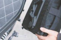 Legend Gear Seitentasche LC2 - Black Edition 13,5 l....